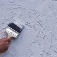 Перекрашивание стен